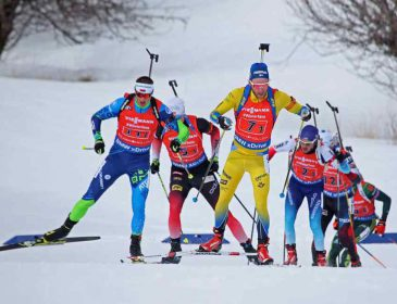 Збірна України з біатлону братиме участь в чемпіонаті Європи