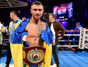 Офіційно: Ломаченко нарешті дізнався свого суперника на поєдинок у квітні