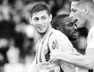 Офіційно! Футболіст Еміліано Сала загинув в авіакатастрофі над Ла-Маншем