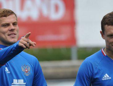 Скандальні російські футболісти Кокорін і Мамаєв залишаться в тюрмі до квітня