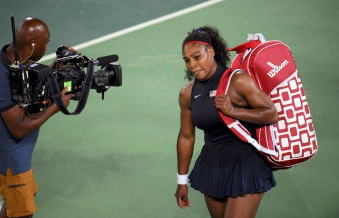 Легендарна тенісистка Серена Вільямс показала рідкісне фото своєї маленької дочки