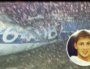 Трагічна загибель аргентинського футболіста: рятувальники знайшли уламки літака з тілом