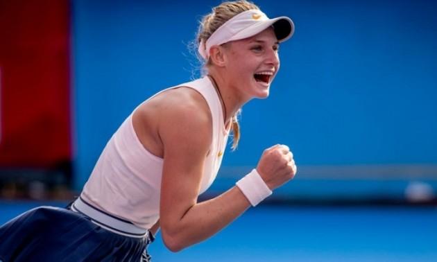Це було прекрасно: Даяна Ястремська пробилася в фінал турніру серії WTA