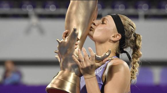 Ястремська побила рекорд Світоліної, після перемоги в Таїланді