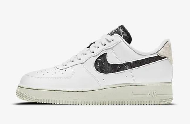 NIKE Air Force – одна пара обуви на все времена